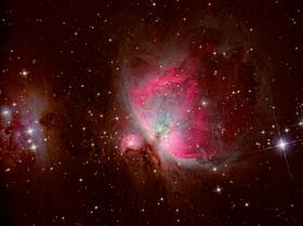 M42 Orion Nebula-Bob